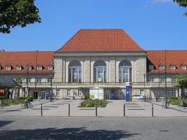 Revitalisierung Bahnhof Weimar